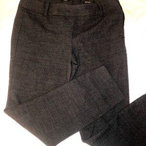 J Crew Charcoal Gray Minnie Pants